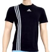 adidas Tshirt Black-Grey