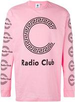 Carhartt WIP x PAM Radio sweatshirt - men - Cotton - M