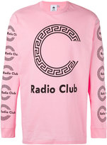 Carhartt WIP x PAM Radio sweatshirt - men - Cotton - S