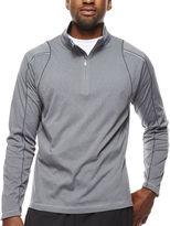 Asics Long-Sleeve Mechanical Stretch Quarter-Zip Shirt
