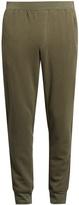 ATM Slim-leg cotton track pants