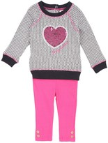 Juicy Couture Outlet - BABY TUNIC & LEGGING SET