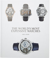 National Book Network The World's Most Expensive Watches