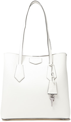 DKNY Sullivan Large Textured-leather Tote