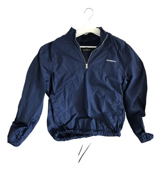 Misbhv Navy Synthetic Jackets