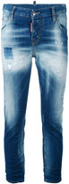 DSQUARED2 Cool Girl cropped jeans - women - Cotton - 36