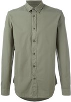 Maison Margiela classic long sleeve shirt - men - Cotton - 40