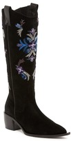Donald J Pliner Fiona Embroidered Boot