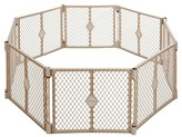 North States Industries Superyard Indoor Outdoor® 8 panel Freestanding Gate