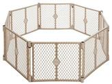 North States Superyard Indoor Outdoor® 8 panel Freestanding Gate