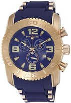 Swiss Legend Men's 10070-RG-011-PRS Commander Pro Analog Display Swiss Quartz Purple Watch