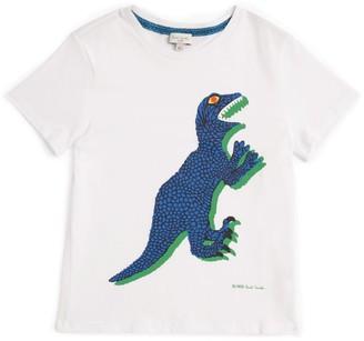 Paul Smith Cotton Dino T-Shirt