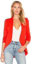 Blaque Label Sculpted Blazer in Red. - size L (also in M,S,XS)