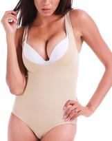 Nude Underbust Shaper Bodysuit