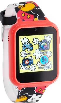 Disney's Mickey Mouse Kids' Interactive Touchscreen Smart Watch