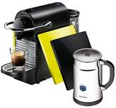Nespresso Pixie Espresso Maker Clip Bundle