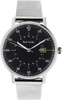 Paul Smith P10131 Gauge stainless steel watch