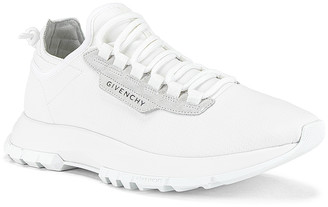 Givenchy Spectre Low Top Sneaker in White | FWRD