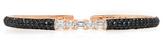 Martin Katz 18K Rose Gold Diamond Bracelet