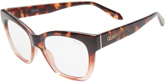 Quay After Hours 44mm Blue Light Blocking Glasses
