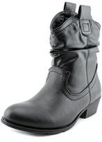 Wanted Elpaso Round Toe Synthetic Ankle Boot.