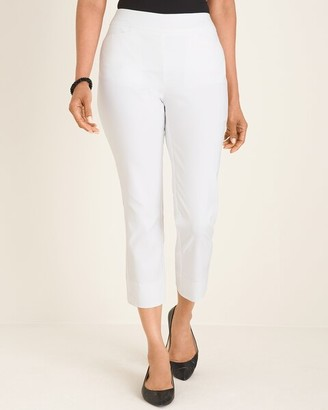 So Slimming Brigitte Side-Vent Slim Crops