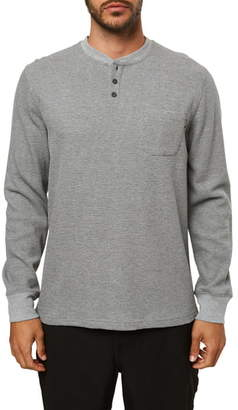O'Neill Olympia Long Sleeve Thermal Henley