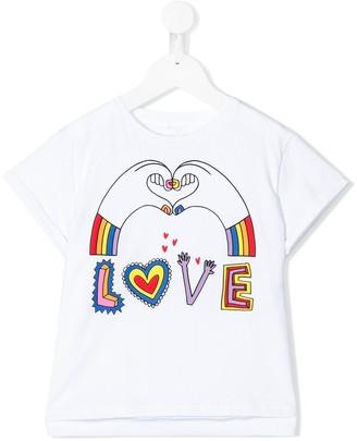 Stella McCartney Love T-shirt