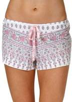 PJ Salvage Floral Paisley Boarder Shorts