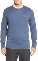 Travis Mathew Men's Paglia Wool Blend Sweater