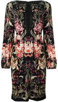 Roberto Cavalli 'Galaxy Garden' dress