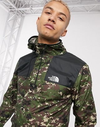 The North Face 1985 Mountain jacket in camo