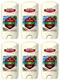 Old Spice Fresh Collection Invisible Solid Fiji Scent Men's Anti-Perspirant & Deodorant 2.6 Ounce (Pack of 6)