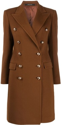 Tagliatore Becky double breasted coat