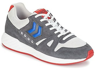 Hummel LEGEND MARATHONA men's Shoes (Trainers) in Grey