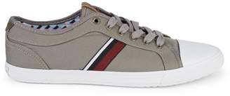 Ben Sherman Madison Striped Low-Top Sneakers