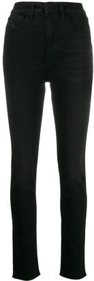 Rag & Bone Faded Skinny Jeans