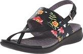 SoftWalk Women's Teller Toe Ring Sandal