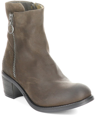 Fly London Women's Casual boots 005 - Gray Zent Ankle Boot - Women