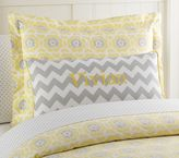 Pottery Barn Kids Chevron Lumbar Sham