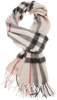 Burberry 'House check' scarf - unisex - Cashmere - One Size