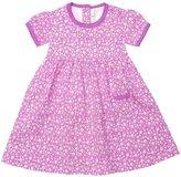 Jo-Jo JoJo Maman Bebe Ditsy Floral Dress (Baby)-Orchid-12-18 Months