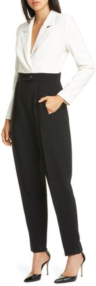 Judith And Charles Vira Long Sleeve Jumpsuit