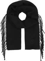 Canali Tasselled Wool Scarf