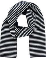 Tory Burch Wool Striped Scarf w/ Tags