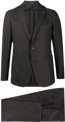 Tagliatore Two-Piece Patch Pocket Suit