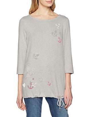 Cecil Women's 313073 Melli Longsleeve T - Shirt,S