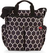 Bed Bath & Beyond SKIP*HOP® Duo Signature Diaper Bag in Onyx Tile
