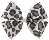 Gymboree Leopard Bow