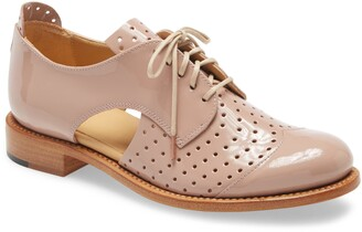 The Office of Angela Scott Mr. Muffin Cutout Oxford